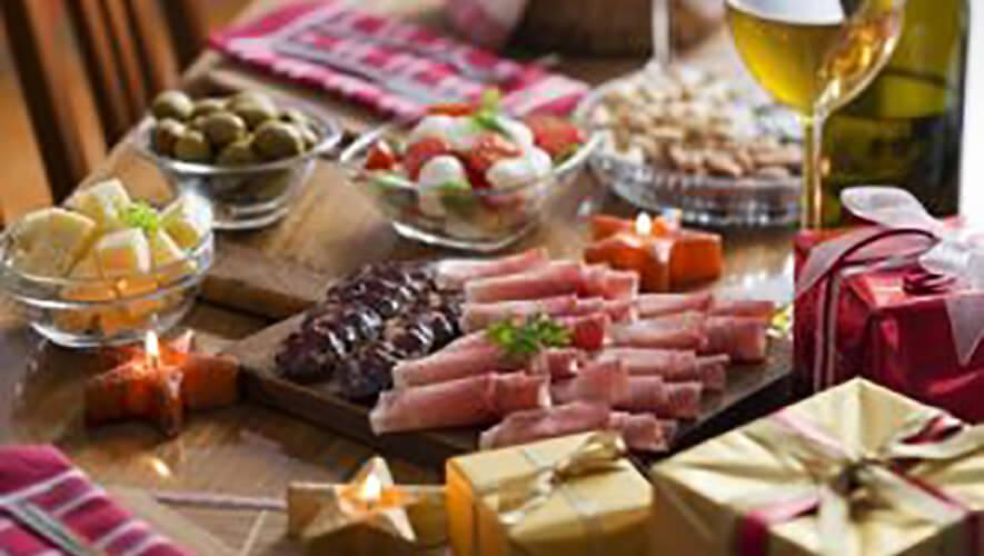 Nutrición después de las fiestas navideñas